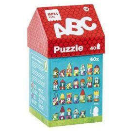 PUZZLE ABC 40 PIECES