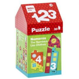 PUZZLE 123 30 PIECES