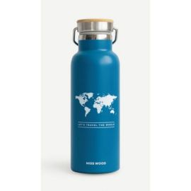 WORLD ELECTRIC BLUE BOUTEILLE ISOTHERME