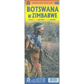BOTSWANA AND ZIMBABWE