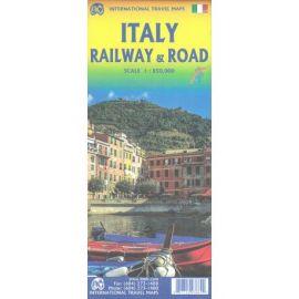 ITALY RAILWAY & ROAD WATERPROOF