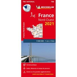 706 1/4 FRANCE NORD-OUEST 2021