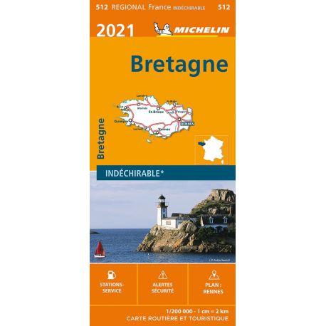 512 BRETAGNE 2021 INDECHIRABLE