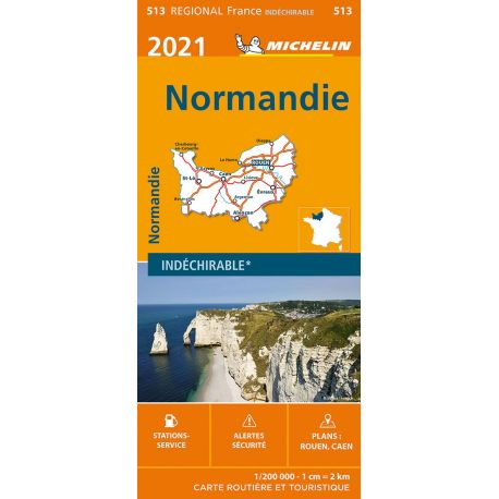 513 NORMANDIE 2021 INDECHIRABLE