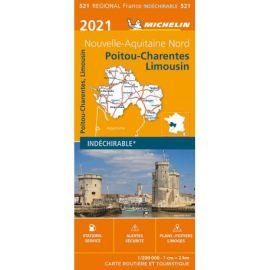 521 POITOU- CHARENTES LIMOUSIN 2021 INDECHIRABLE