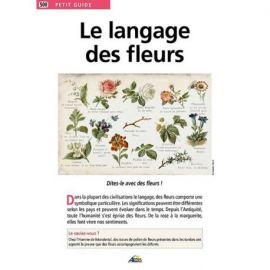 500 - LE LANGAGE DES FLEURS