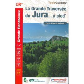 GR512 LA GRANDE TRAVERSEE DU JURA