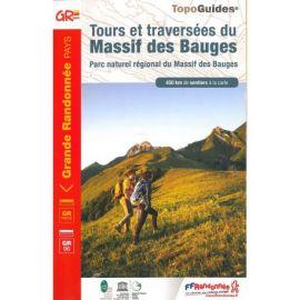 GR902 TOURS ET TRAVERSEES DU MASSIF DES BAUGES