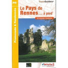 P352 LE PAYS DE RENNES  A PIED