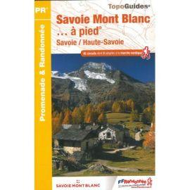 D743 LA SAVOIE MONT-BLANC A PIED