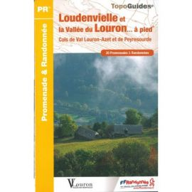 ST06 LA VALLEE DE LOURON  A PIED