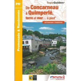 P297 DE CONCARNEAU À QUIMPERLÉ À PIED