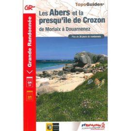 GR347 LES ABERS ET PRESQU'ILE DU CROZON DE MORLAIX A DOUARNENEZ