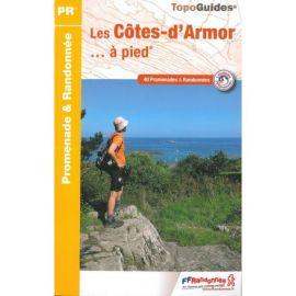 PRD022 LES COTES D'ARMOR A PIED