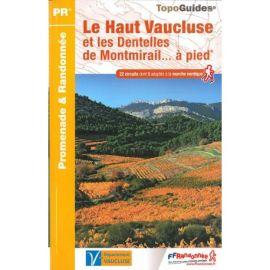P843 HAUT VAUCLUSE ET DENTELLES DE MONTMIRAIL