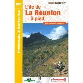 P974 L'ILE DE LA REUNION...A PIED