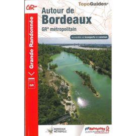 GR3300 AUTOUR DE BORDEAUX