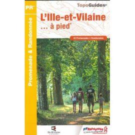 D035 L'ILLE ET VILAINE À PIED