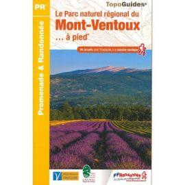 PN23 LE PNR DU MONT-VENTOUX A PIED