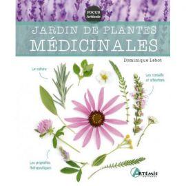 JARDIN DE PLANTES MÉDICINALES