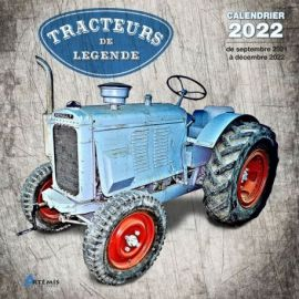 CALENDRIER TRACTEURS 2022
