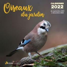 CALENDRIER OISEAUX DU JARDIN 2022
