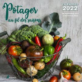 CALENDRIER POTAGER AU FIL DES SAISONS 2022