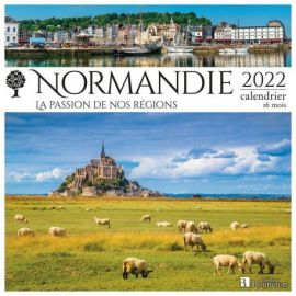 CALENDRIER NORMANDIE 2022