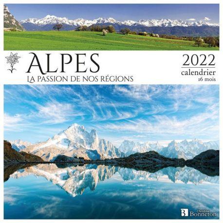 CALENDRIER ALPES 2022