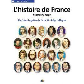 001 - L'HISTOIRE DE FRANCE