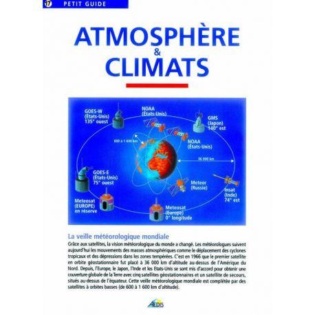 017 - ATMOSPHERE ET CLIMATS