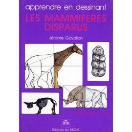 MAMMIFERES DISPARUS-TERTIAIRE APPRENDRE EN DESSINANT