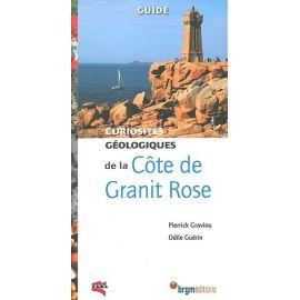 COTE DE GRANIT ROSE CURIOSITES GEOLOGIQUES