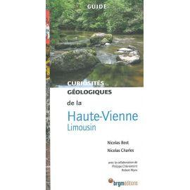 LIMOUSIN (HAUTE VIENNE) CURIOSITES GEOLOGIQUES