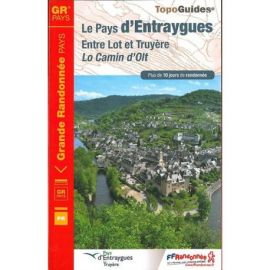 GR1200 PAYS D'ENTRAYGUES