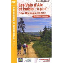P424 VAL D'AIX ET D'ISABLE  A PIED