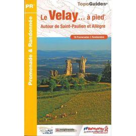 P431 LE VELAY....A PIED/AUTOUR DE SAINT-PAULIEN ET ALLEGRE