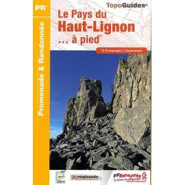 P432 LE PAYS DU HAUT-LIGNON A PIED