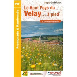 P436 LE HAUT PAYS DU VELAY A PIED