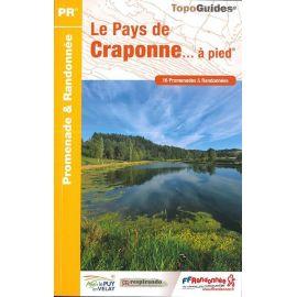P439 LE PAYS DE CRAPONNE A PIED