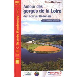 GR420 AUTOUR DES GORGES DE LA LOIRE (GR)
