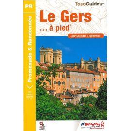 D032 LE GERS... A PIED