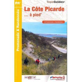 P804 LA COTE PICARDE  A PIED