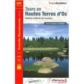 GR811 TOURS EN HAUTES TERRES D'OC PLUS DE 10 JOURS DE RANDONNEE