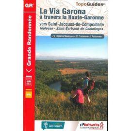 GR861 LA VIA GARONA