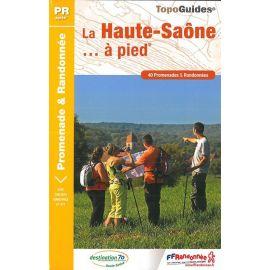 D070 LA HAUTE-SAONE A PIED