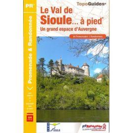 P032 LE VAL DE SIOULE A PIED