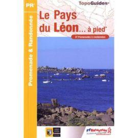 LE PAYS DU LEON P296 A PIED