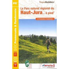 PN15 LE PARC DU HAUT JURA  A PIED