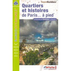 VI14 QUARTIERS ET HISTOIRES DE PARIS